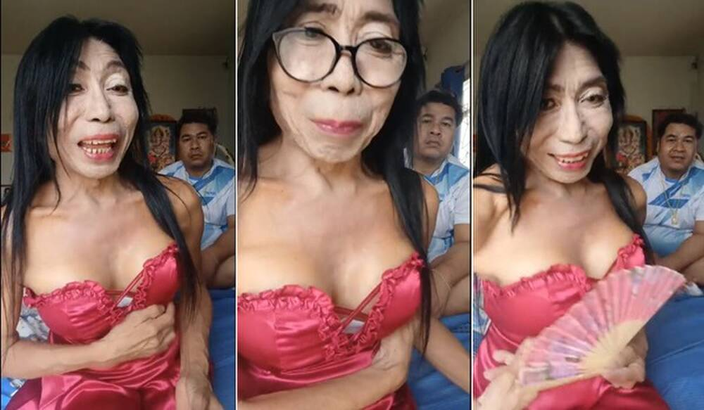 Thảm họa chuyển giới Thái Lan thay đổi hình ảnh với mái tóc ngắn nhìn thôi đã thấy... sợ 004