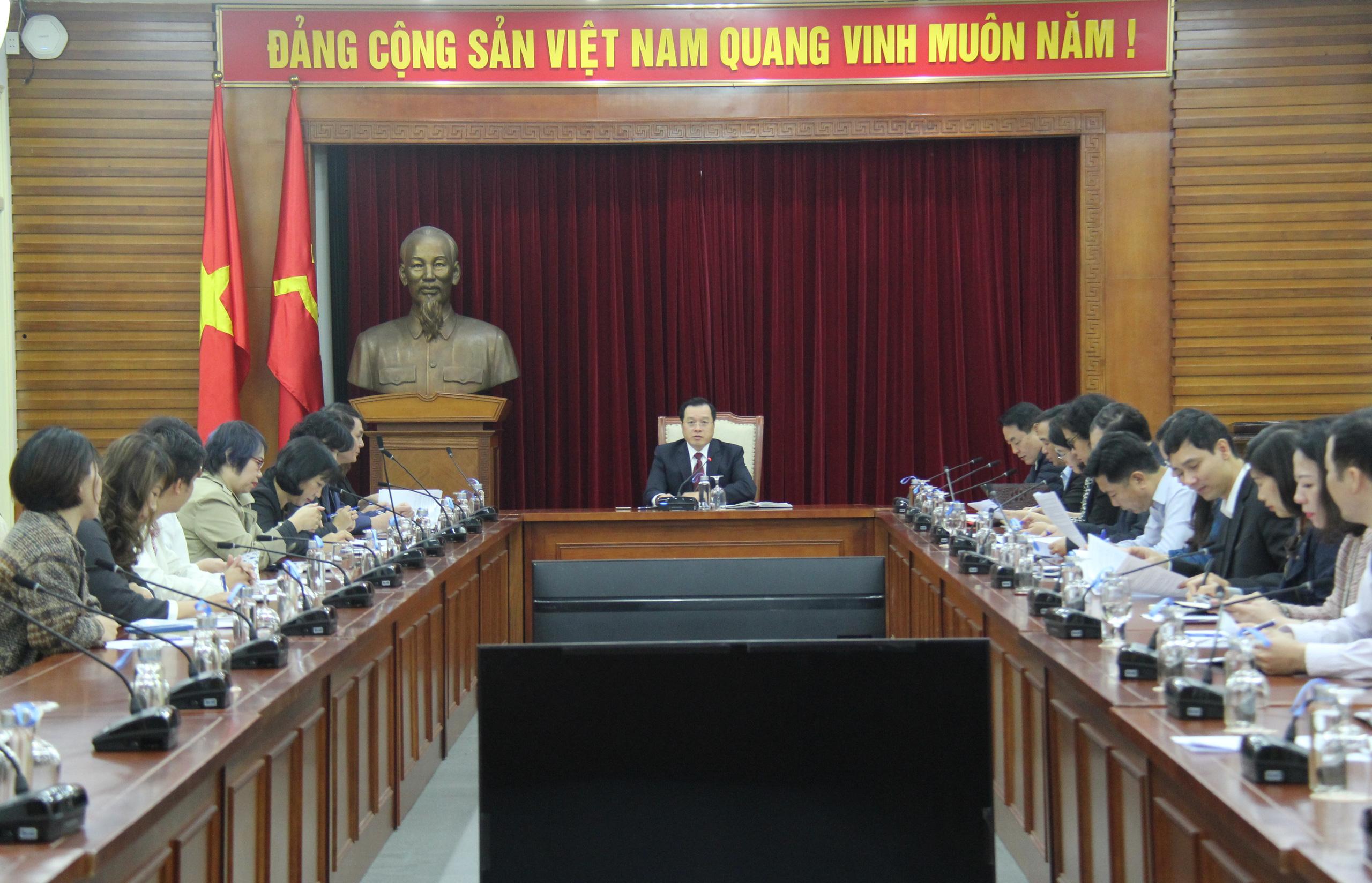 Đẩy mạnh công tác truyền thông nhằm lan tỏa Cuộc thi Đại sứ Văn hóa đọc năm 2021 - Ảnh 2.