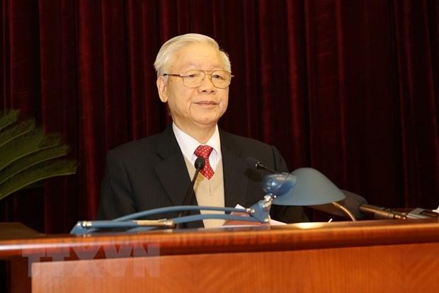 Hội nghị lần thứ 2 BCH Trung ương Đảng khóa XIII: Giới thiệu nhân sự lãnh đạo cấp cao của cơ quan nhà nước  - Ảnh 1.