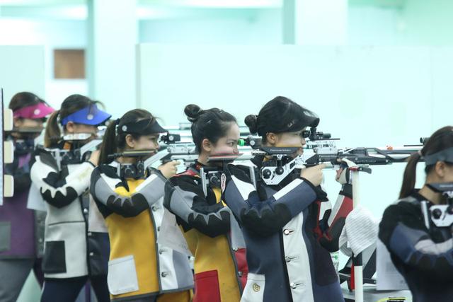 Trung tâm huấn luyện thể thao Quốc gia Hà Nội tập trung cho nhiệm vụ SEA Games 31  - Ảnh 1.