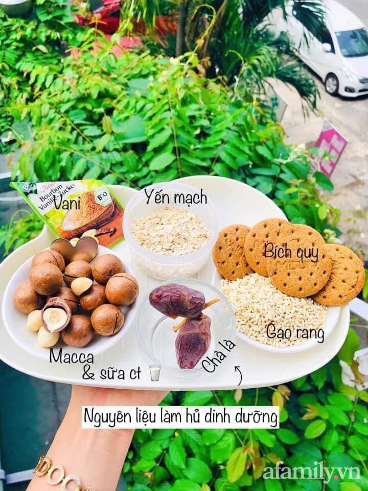 Mẹ đảm Sài Gòn chia sẻ công thức làm hũ dinh dưỡng thay thế bất kỳ bữa ăn nào trong ngày cho con, ngon - bổ - rẻ mà lại siêu tiện lợi - Ảnh 3.