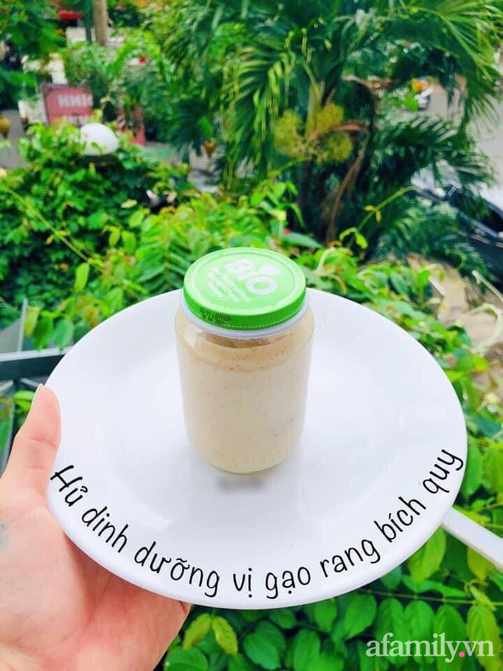 Mẹ đảm Sài Gòn chia sẻ công thức làm hũ dinh dưỡng thay thế bất kỳ bữa ăn nào trong ngày cho con, ngon - bổ - rẻ mà lại siêu tiện lợi - Ảnh 8.