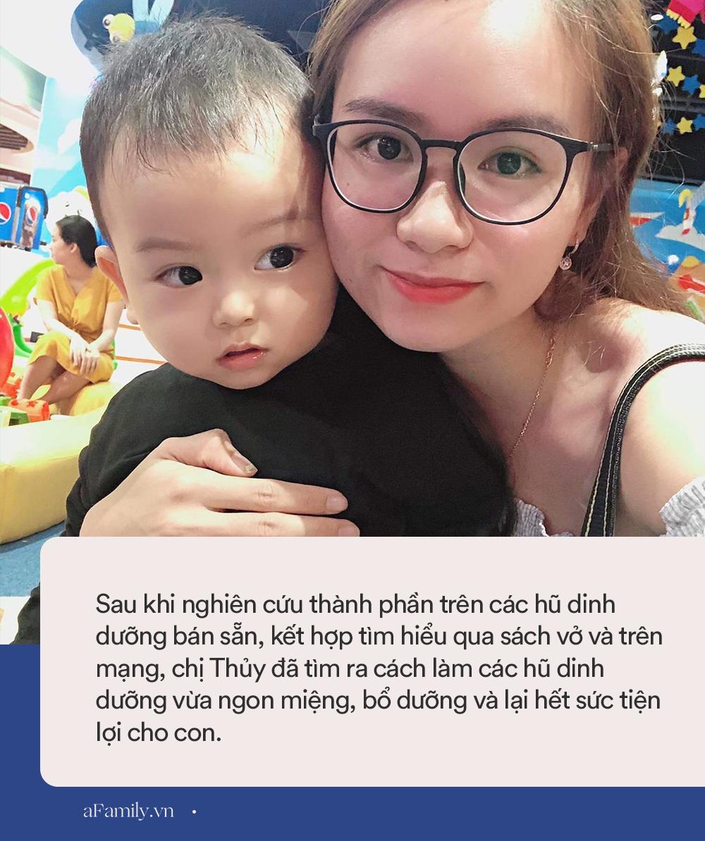 Mẹ đảm Sài Gòn chia sẻ công thức làm hũ dinh dưỡng thay thế bất kỳ bữa ăn nào trong ngày cho con, ngon - bổ - rẻ mà lại siêu tiện lợi - Ảnh 1.