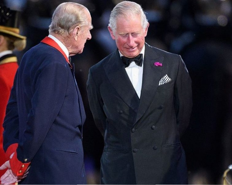 3 lời nhắn nhủ quan trọng cuối cùng của Hoàng tế Philip dành cho Thái tử Charles 001