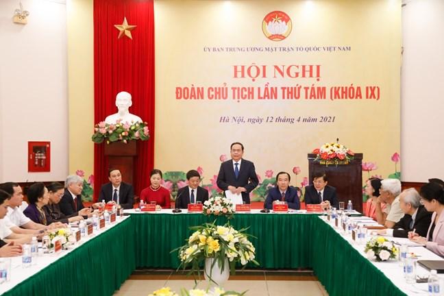 Ông Đỗ Văn Chiến được giới thiệu giữ chức Chủ tịch Ủy ban Trung ương Mặt trận Tổ quốc Việt Nam - Ảnh 2.