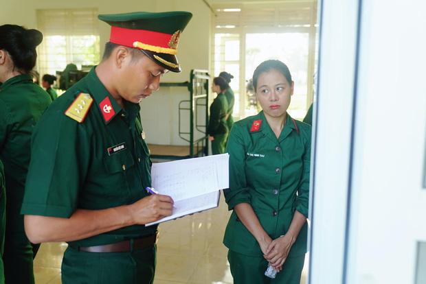 Nam Thư bất ngờ tiết lộ câu nói gây xúc động từ Mũi trưởng Long trước khi xuất ngũ 003