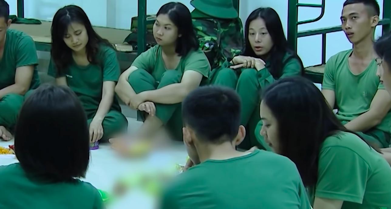 Nam Thư bất ngờ tiết lộ câu nói gây xúc động từ Mũi trưởng Long trước khi xuất ngũ 002