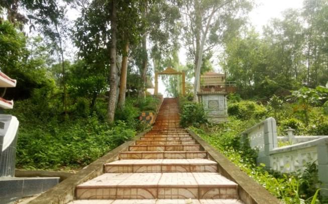 Cấp phép khai quật khảo cổ tại di tích Cù Lao Rùa, tỉnh Bình Dương - Ảnh 1.