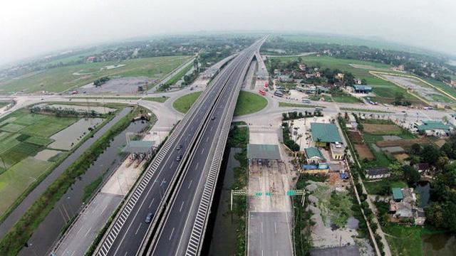 Nghiêm cấm trục lợi, nâng giá vật liệu xây dựng cao tốc Bắc-Nam  - Ảnh 1.