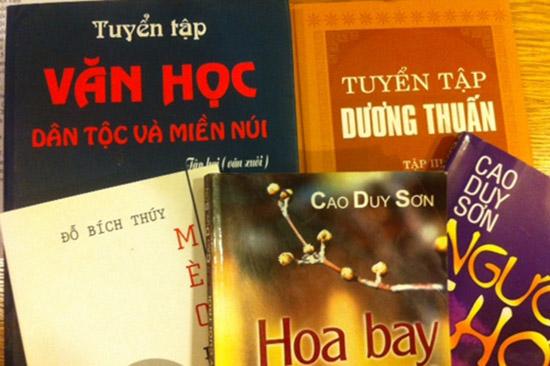 Bảo tồn, phổ biến tác phẩm văn học tiêu biểu của các dân tộc thiểu số - Ảnh 1.