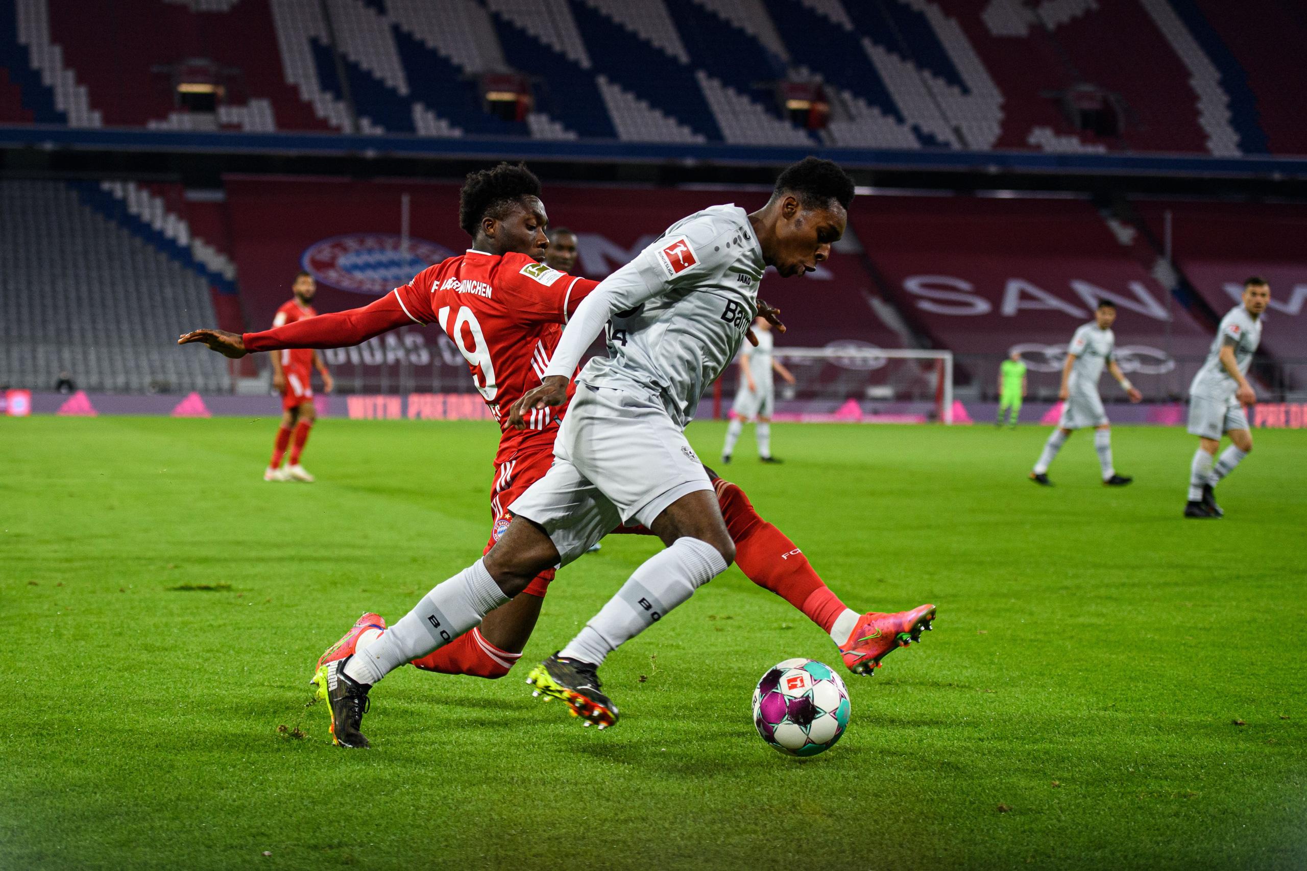 Bayern Munich băng băng về đích ở Bundesliga - Ảnh 6.