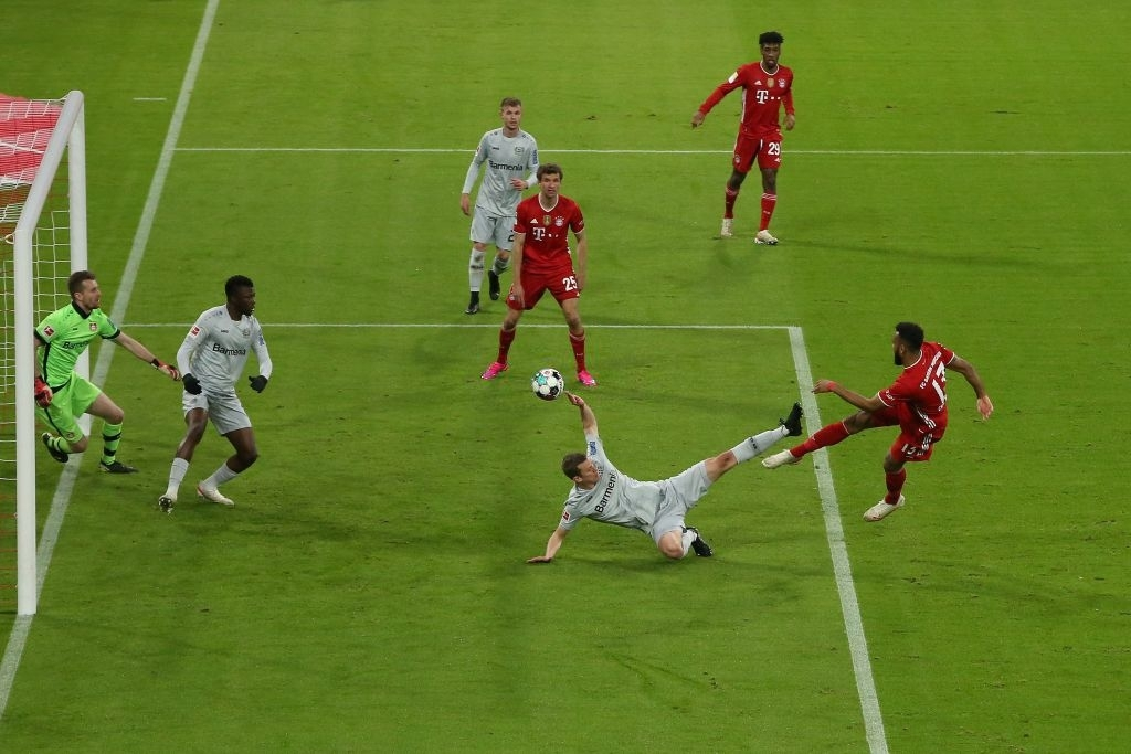 Bayern Munich băng băng về đích ở Bundesliga - Ảnh 3.