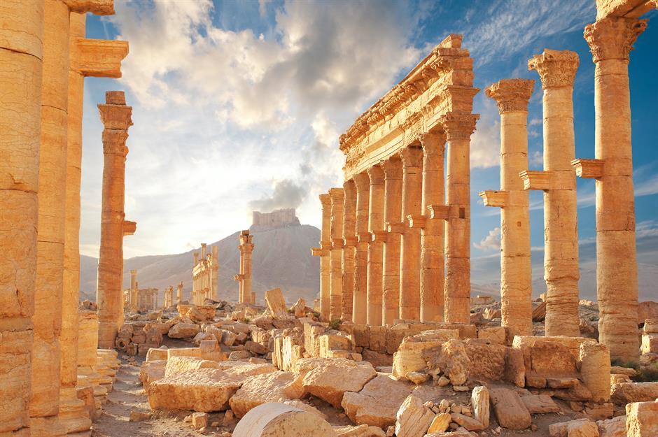 Chiêm ngưỡng những điểm đến cổ đại bị bỏ lỡ trên thế giới - Ảnh 1.