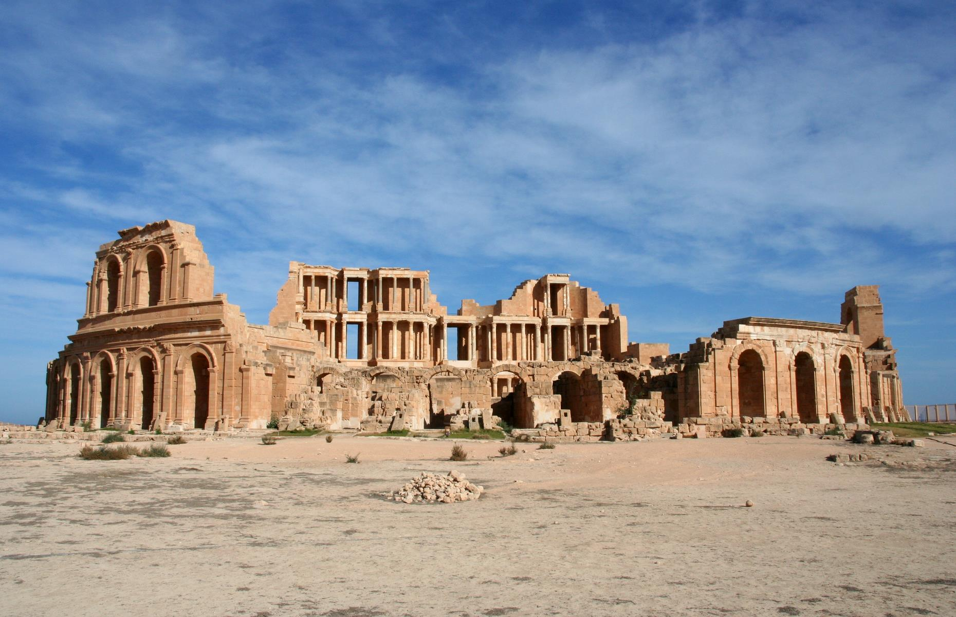 Chiêm ngưỡng những điểm đến cổ đại bị bỏ lỡ trên thế giới - Ảnh 6.