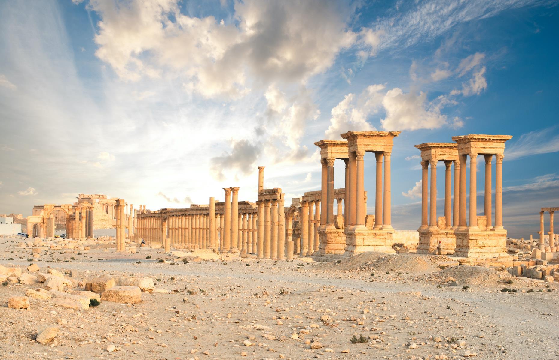 Chiêm ngưỡng những điểm đến cổ đại bị bỏ lỡ trên thế giới - Ảnh 2.
