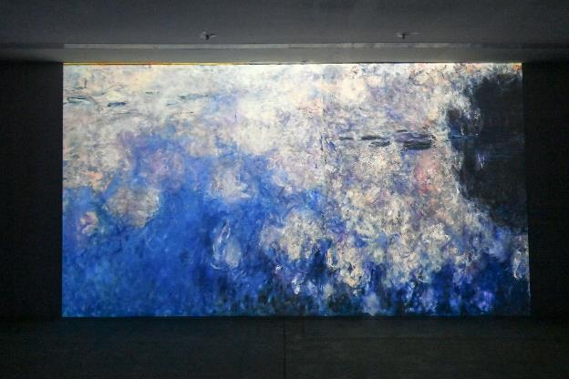 """""""Ngoài"""" và """"trong"""" ở triển lãm của Claude Monet và Pierre Bonnaer tại VCCA - Ảnh 6."""