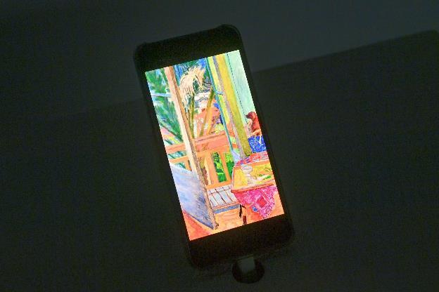 """""""Ngoài"""" và """"trong"""" ở triển lãm của Claude Monet và Pierre Bonnaer tại VCCA - Ảnh 9."""