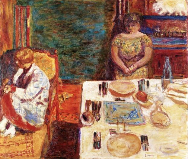 """""""Ngoài"""" và """"trong"""" ở triển lãm của Claude Monet và Pierre Bonnaer tại VCCA - Ảnh 11."""