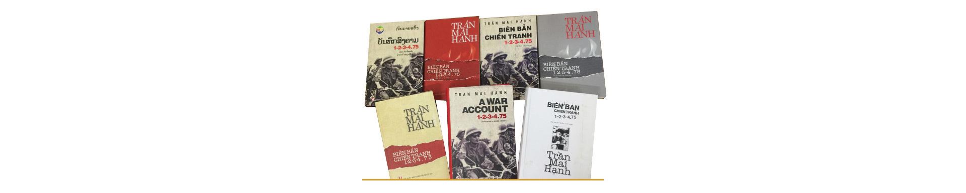 Trần Mai Hạnh: Những tai họa khôn lường và câu chuyện về chiếc ba lô thấm máu đồng đội (Kỳ cuối) - Ảnh 17.