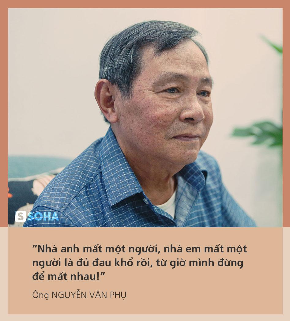 Anh Hai của Thượng tướng Võ Văn Tuấn: Nếu chiến tranh không kết thúc, tôi và ba tôi, em tôi có thể phải gặp nhau ở hai đầu họng súng - Ảnh 8.
