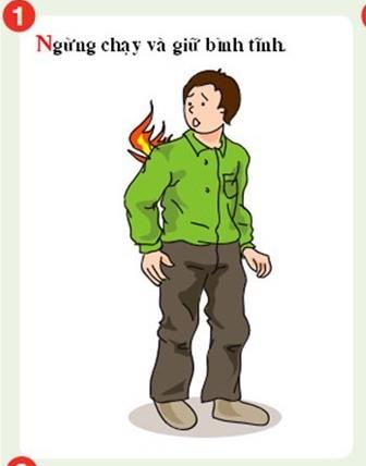 Các kĩ năng để thoát khỏi đám cháy khi xảy ra hỏa hoạn - Ảnh 3.