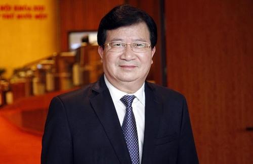 Trình Quốc hội miễn nhiệm Phó thủ tướng Trịnh Đình Dũng - Ảnh 1.