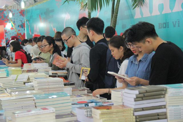 """Những điểm nhấn mới của """"Ngày Sách và Văn hóa đọc"""" năm nay - Ảnh 2."""