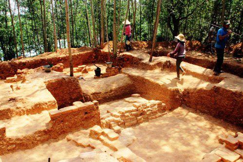 Cấp phép khai quật khảo cổ lần 2 tại phế tích Tháp Châu Thành, tỉnh Bình Định - Ảnh 1.