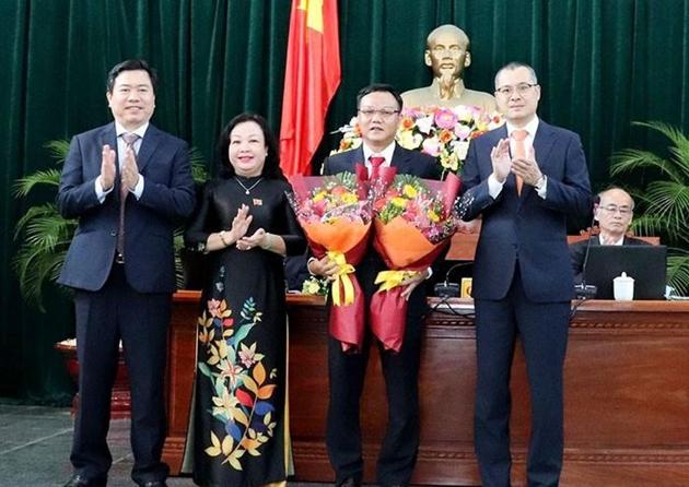 Phê chuẩn Phó Chủ tịch UBND tỉnh Phú Yên  - Ảnh 1.