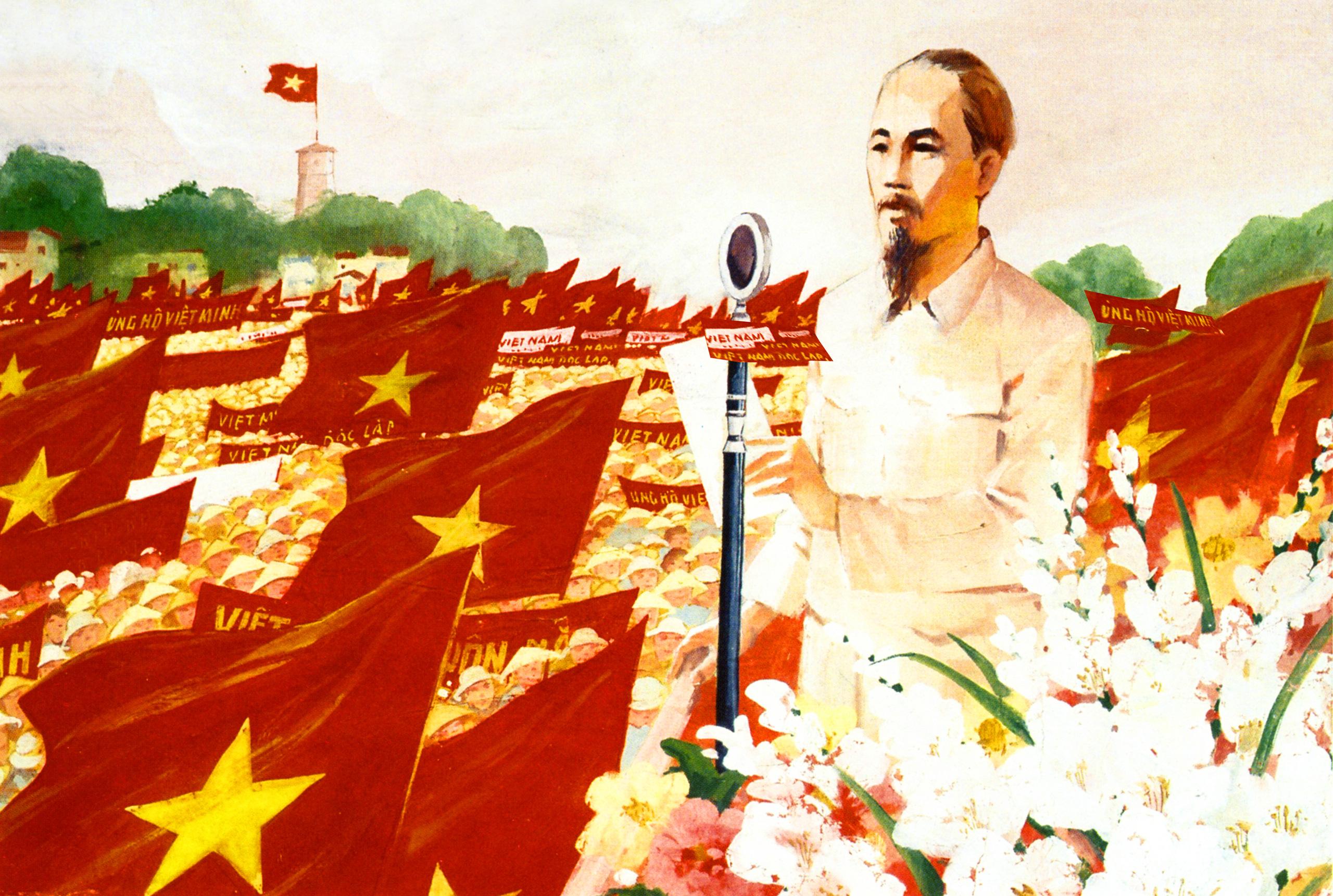 Độc lập cho dân tộc, tự do, hạnh phúc cho nhân dân, phương châm sống và hành động của Chủ tịch Hồ Chí Minh - Ảnh 1.