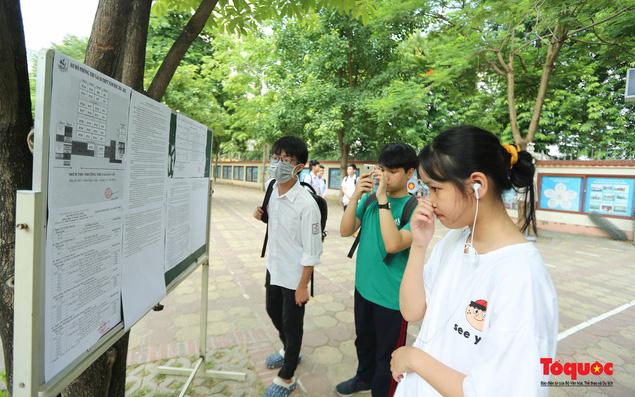 Tuyển sinh vào lớp 10 tại Hà Nội: Giữ nguyên hình thức thi trực tiếp với 4 môn thi