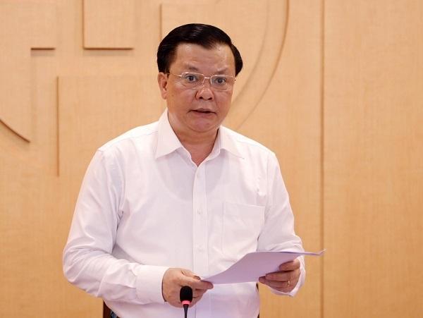 """Bí thư Thành ủy Hà Nội Đinh Tiến Dũng:Cần lắm sự hỗ trợ của các """"mạnh thường quân"""" - Ảnh 1."""