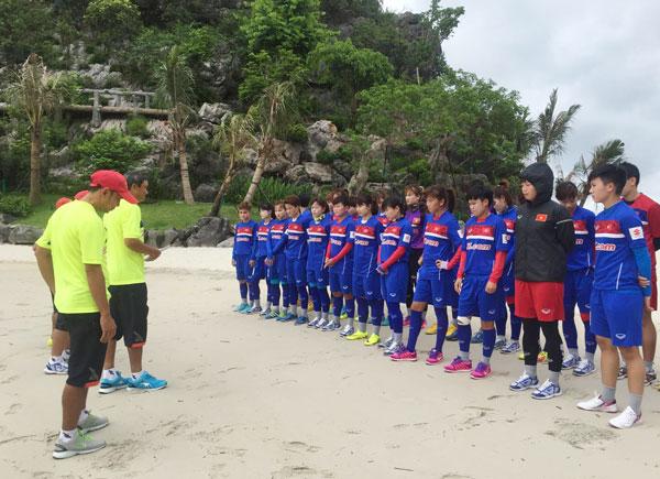 Đội tuyển nữ Việt Nam tăng hạng sau quý I/2021 - Ảnh 1.