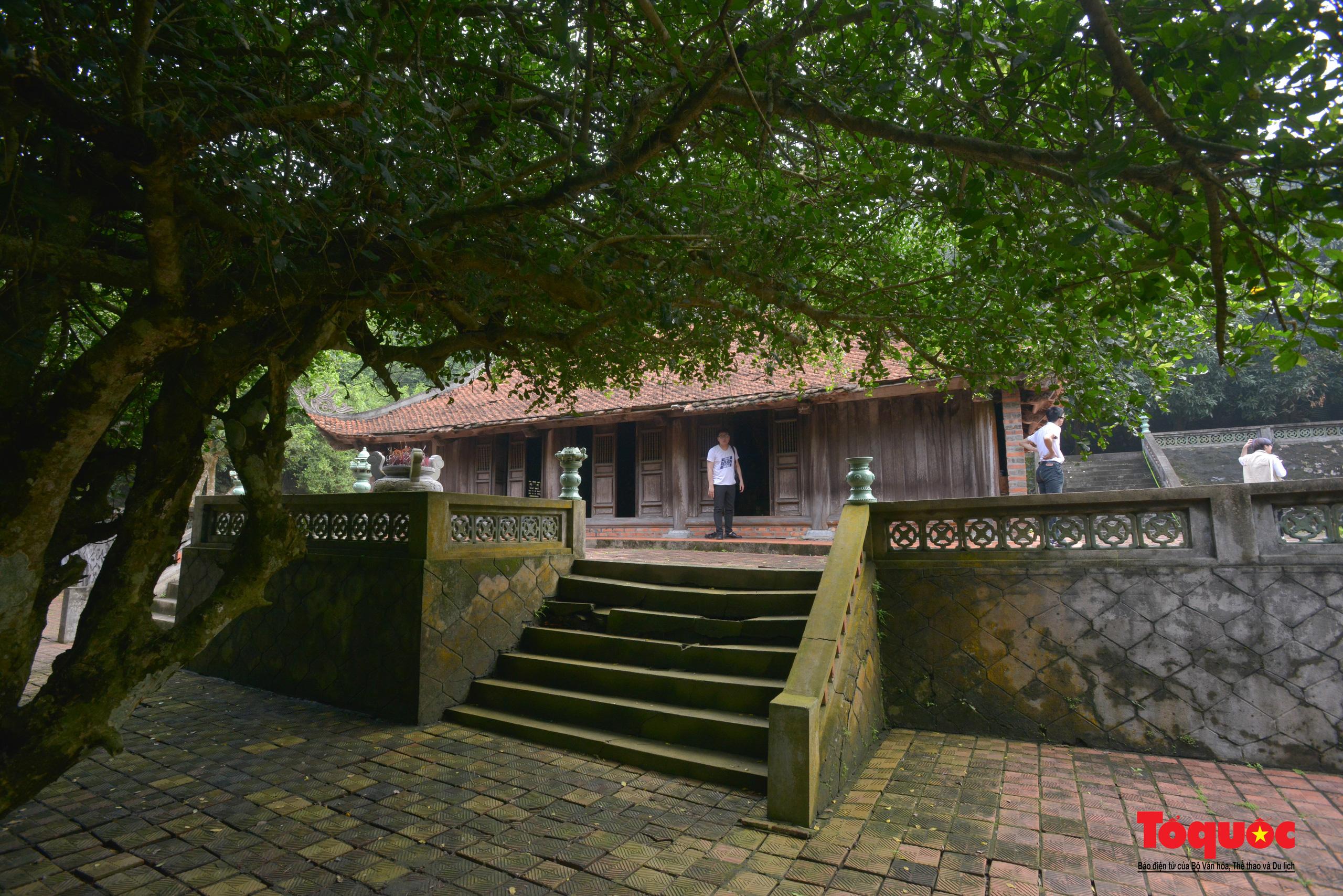 Khám phá ngôi chùa 800 tuổi giữa trùng khơi biển cả - Ảnh 6.