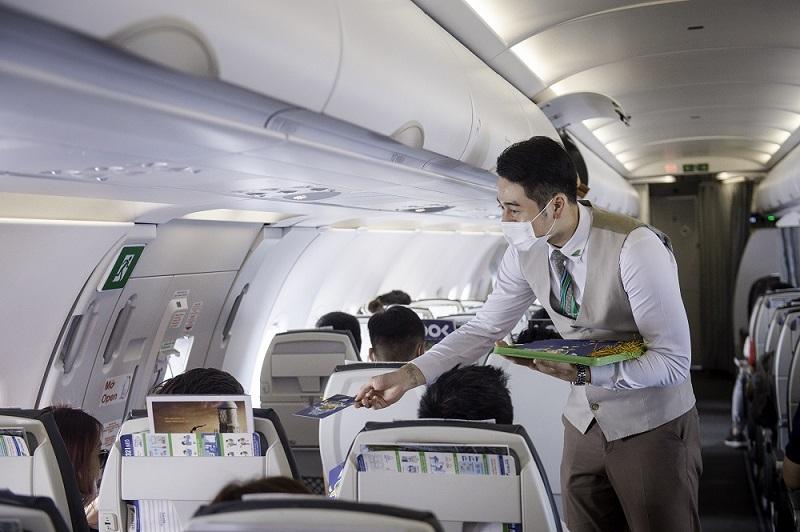 Bay Bamboo Airways thoả thích với ưu đãi 200.000 đồng từ thẻ Sacombank - Ảnh 3.