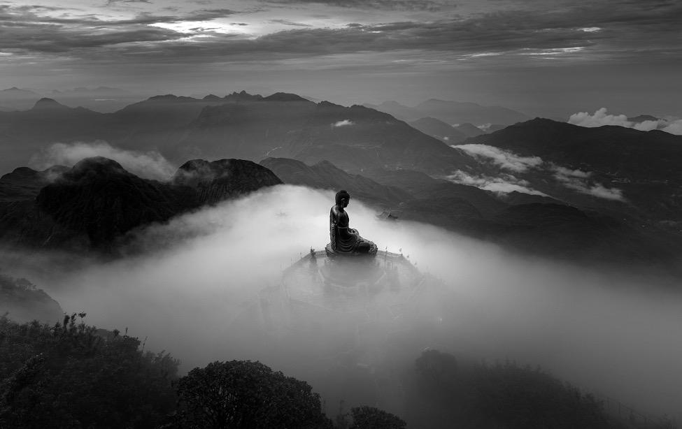 Giải mã sự linh thiêng của những ngôi chùa trên núi - Ảnh 4.