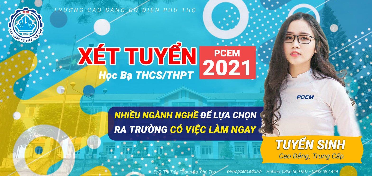 Trường Cao đẳng Cơ điện Phú Thọ tuyển sinh năm 2021 - Ảnh 3.