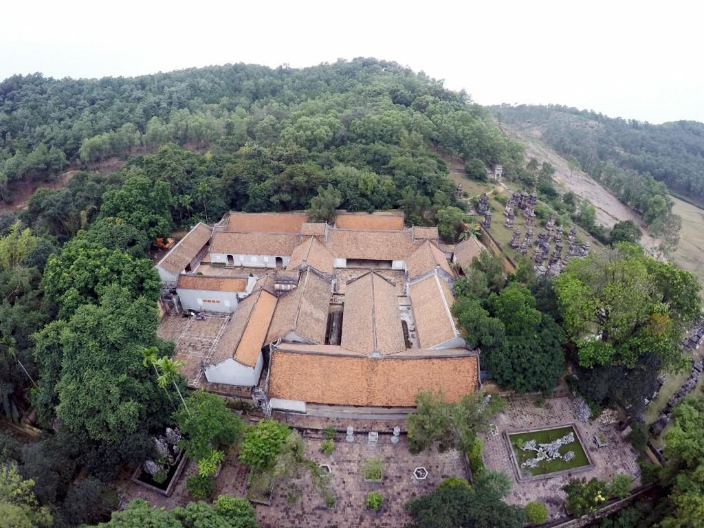 Bộ VHTTDL cho ý kiến về Báo cáo kinh tế - kỹ thuật tu bổ, tôn tạo di tích chùa Tứ Ân, tỉnh Bắc Giang - Ảnh 1.