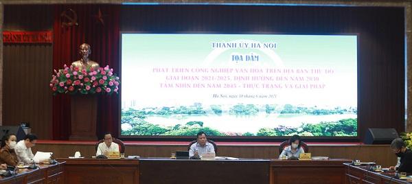"""Hà Nội định vị thương hiệu """"Thành phố văn hóa"""", """"Thành phố sáng tạo"""" - Ảnh 1."""