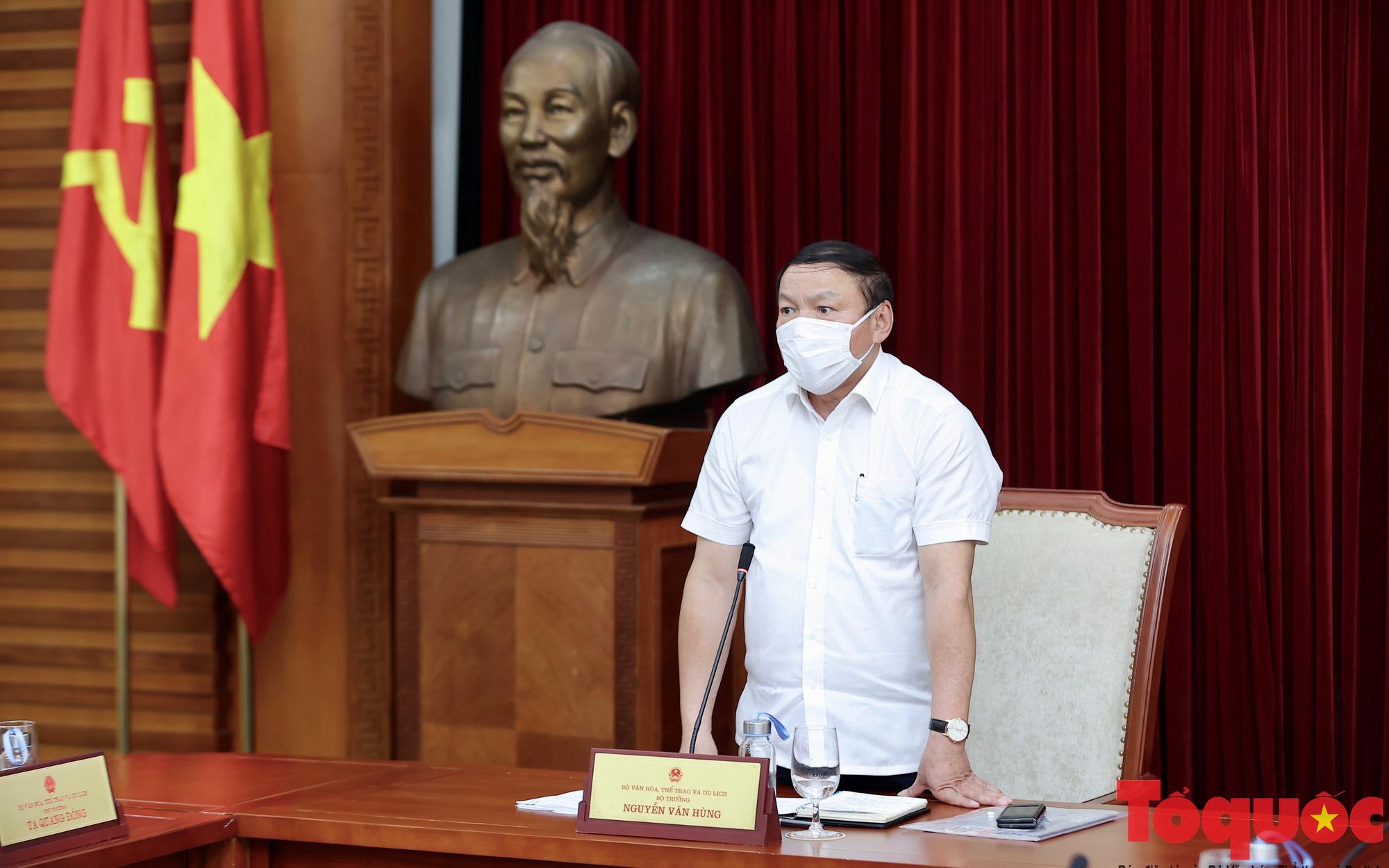 Bộ trưởng Nguyễn Văn Hùng: Xây dựng Báo Văn Hóa chuyên nghiệp, nhân văn, hiện đại