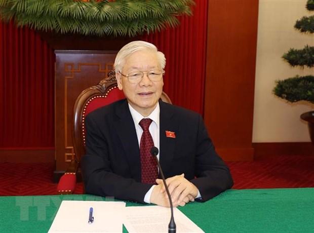 Nghị quyết của Bộ Chính trị về đổi mới tổ chức Công đoàn Việt Nam - Ảnh 1.