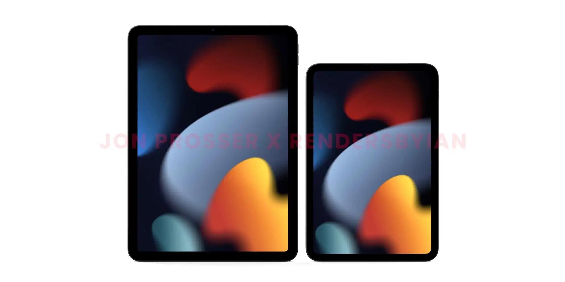 iPad mini 6 lộ thiết kế mới: Viền màn hình mỏng hơn, Touch ID tích hợp vào phím nguồn, ra mắt ngay trong năm nay! - Ảnh 2.