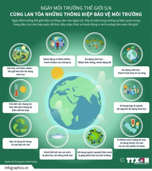 Bảo tàng Văn hóa các dân tộc Việt Nam hưởng ứng Tháng hành động vì môi trường và Ngày Quốc tế Đa dạng sinh học năm 2021 - Ảnh 1.