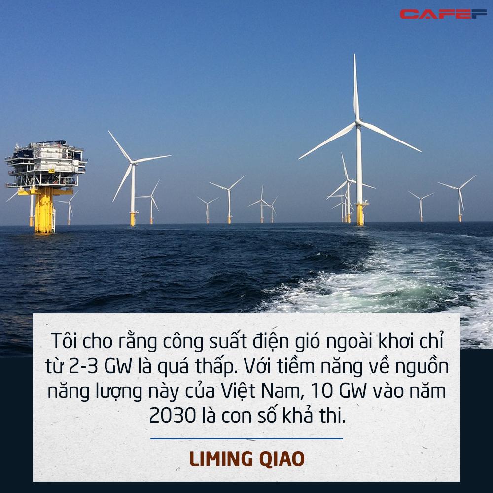 Giám đốc GWEC khu vực châu Á đề xuất cơ chế giá FIT mới cho điện gió để không gặp khó như điện mặt trời - Ảnh 2.