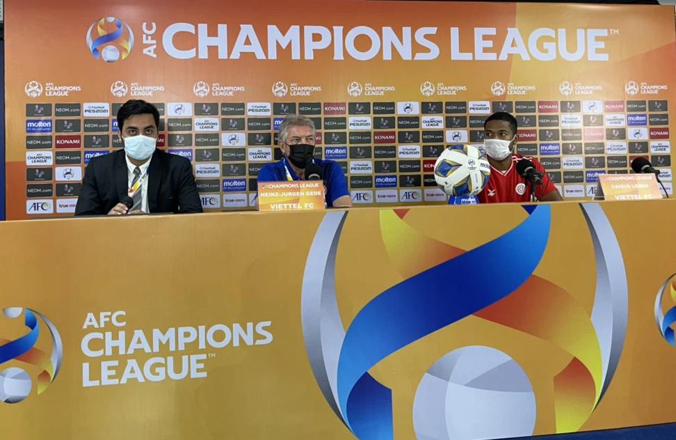 Cầu thủ sáng nhất Viettel muốn thắng tiếp tại AFC Champions League - Ảnh 2.