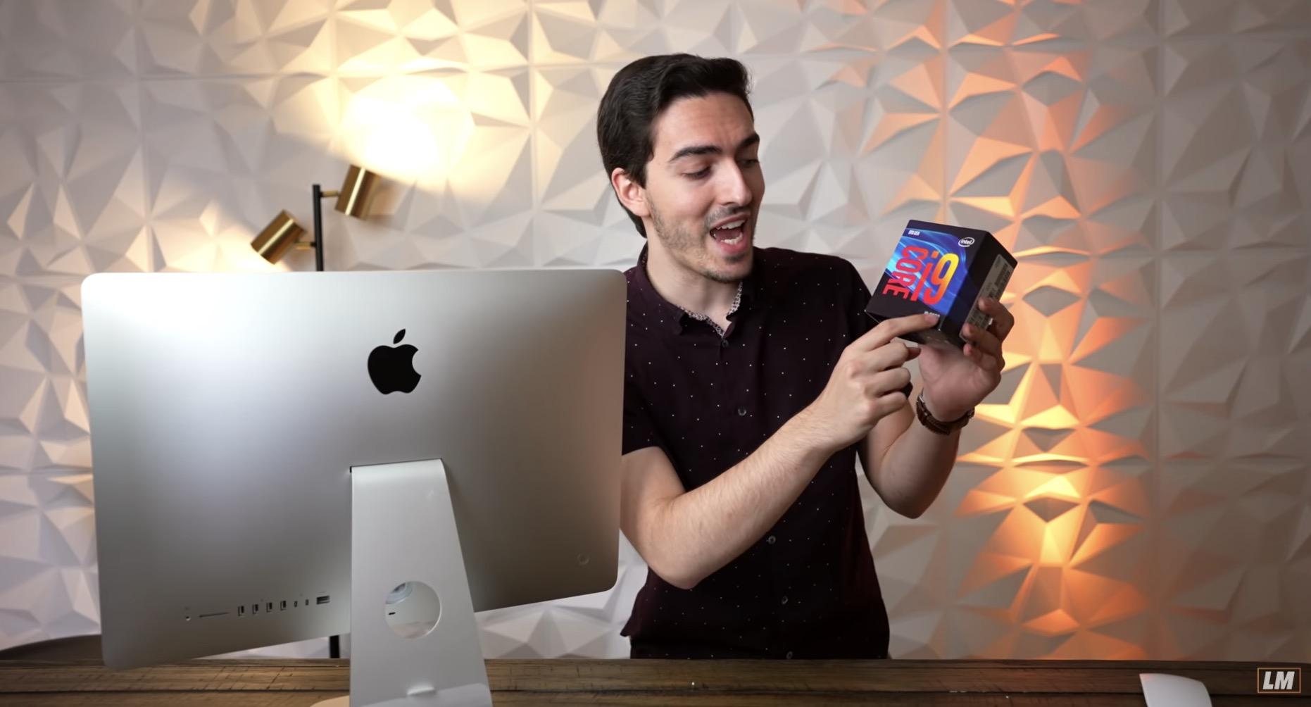 Apple iMac 2019 độ chip Intel Core i9 đọ sức với iMac M1 24 inch, bên nào sẽ thắng? - Ảnh 1.