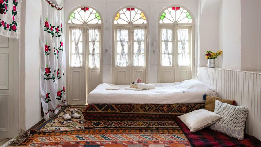 Chiêm ngưỡng những khách sạn đẹp nhất Iran - Ảnh 4.