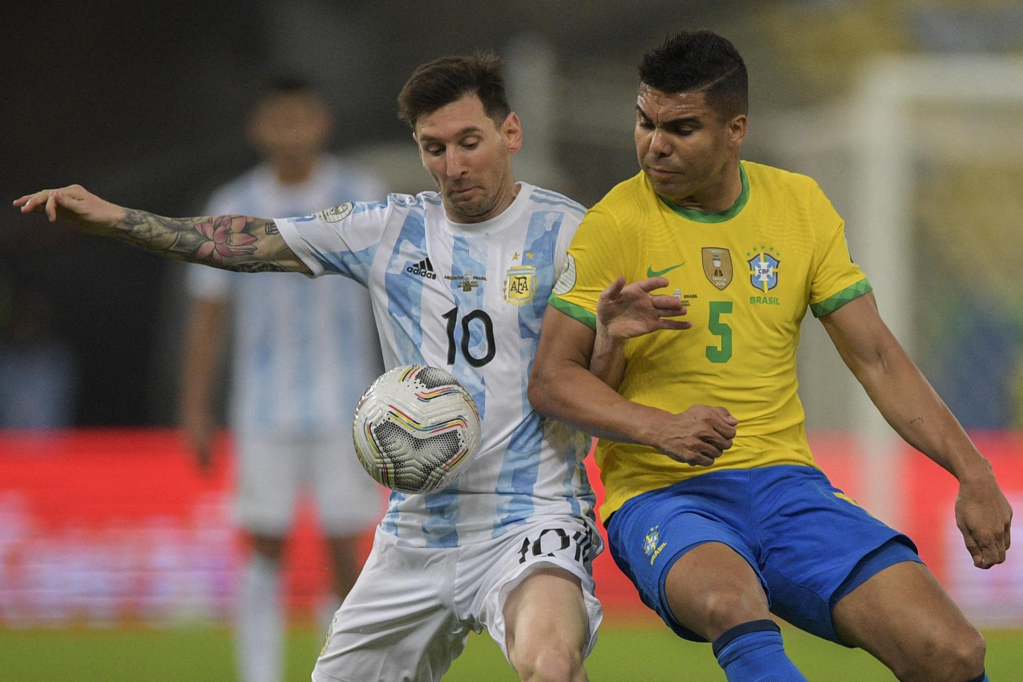 Đoạn kết đẹp cho Lionel Messi và tập thể Argentina - Ảnh 3.