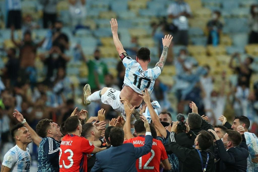 Đoạn kết đẹp cho Lionel Messi và tập thể Argentina - Ảnh 2.
