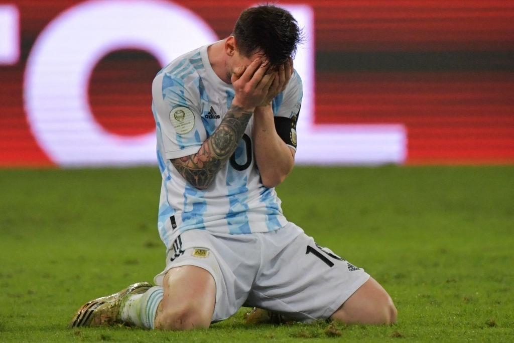 Đoạn kết đẹp cho Lionel Messi và tập thể Argentina - Ảnh 6.